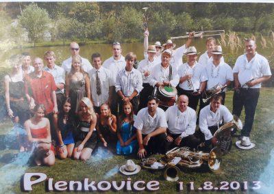 Plenkovice 2013