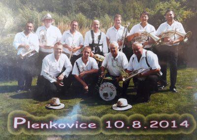 Plenkovice 2014