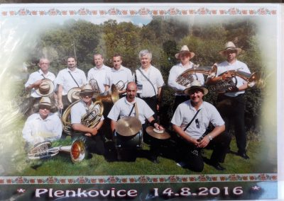 Plenkovice 2016